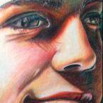 face color pencil